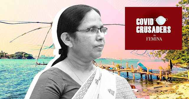 Meet Kerala's Health Miniter KK Shailaja