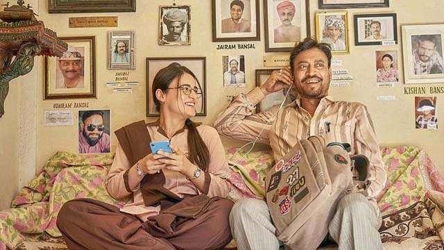 Review of Irrfan Khan and Radhika Madan's film Angrezi Mediu