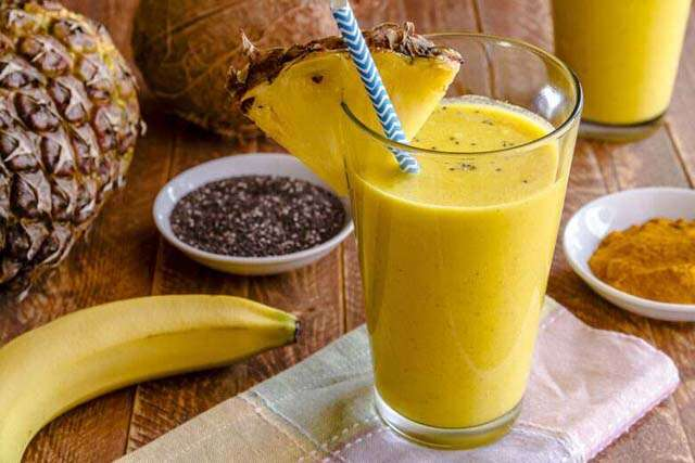 Try Easy recipe: Anti-inflammatory smoothie