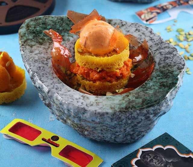 Intresting Dessert recipe: Mr India