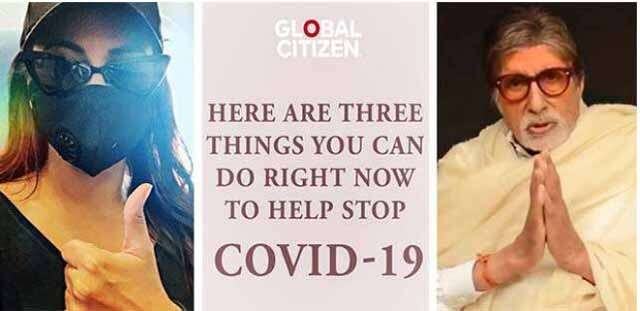 B-Town Celebs Urge To Stay Safe During The Covid-19 Outbreak