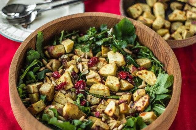 Super seed Salad recipe in hindi