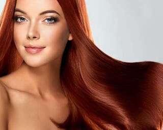 लाल गुड़हल से अपने बालों को दें मोहक लाल रंग