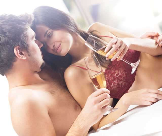 Relation of sex and alcohol: Its complicated