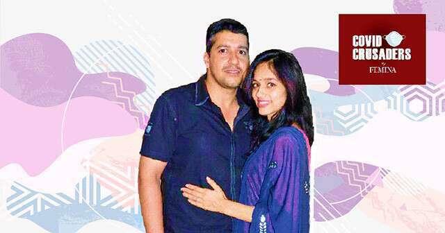 Pulwama martyr major wife donates 1,000 protective kits