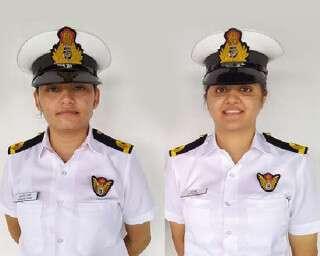 नौसेना के युद्धपोतों तक आख़िर पहुंच ही गईं महिला अफ़सर!
