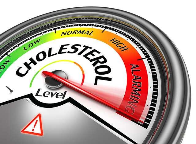कोलेस्टेरॉल लेवल ठीक रखता है
