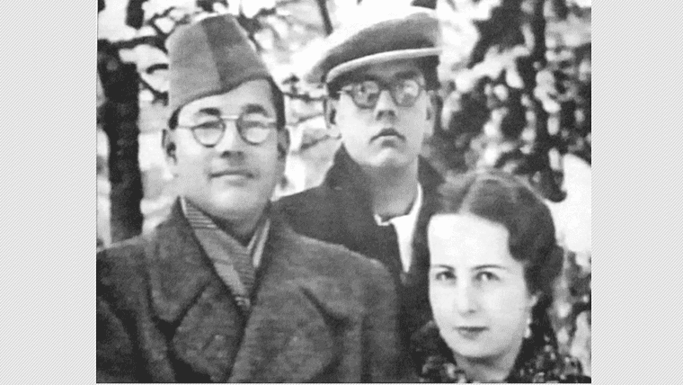 Netaji Subhash Chandra Bose wife