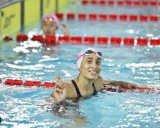 माना पटेल, टोक्यो ओलंपिक के लिए क्वॉलिफ़ाई करने वाली पहली महिला तैराक