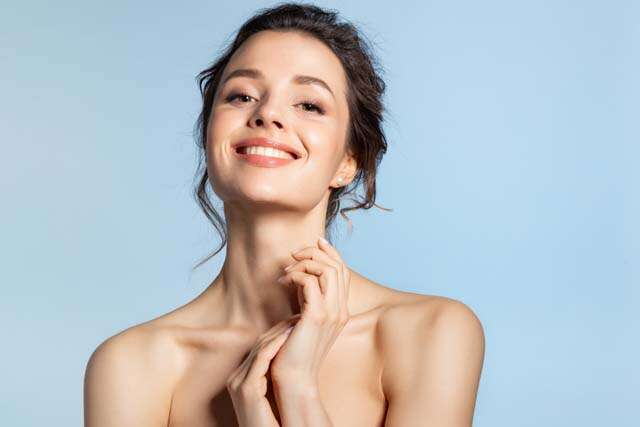 Navel therapy for Skin