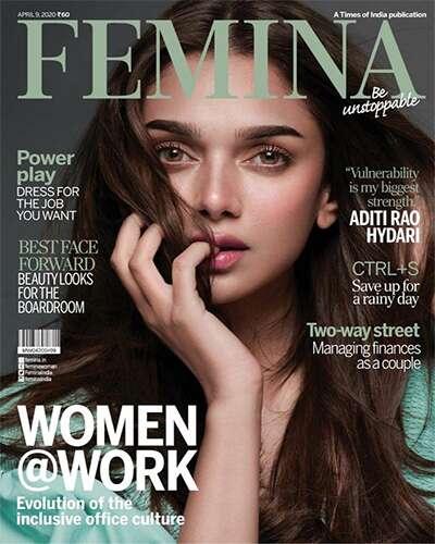 femina cover