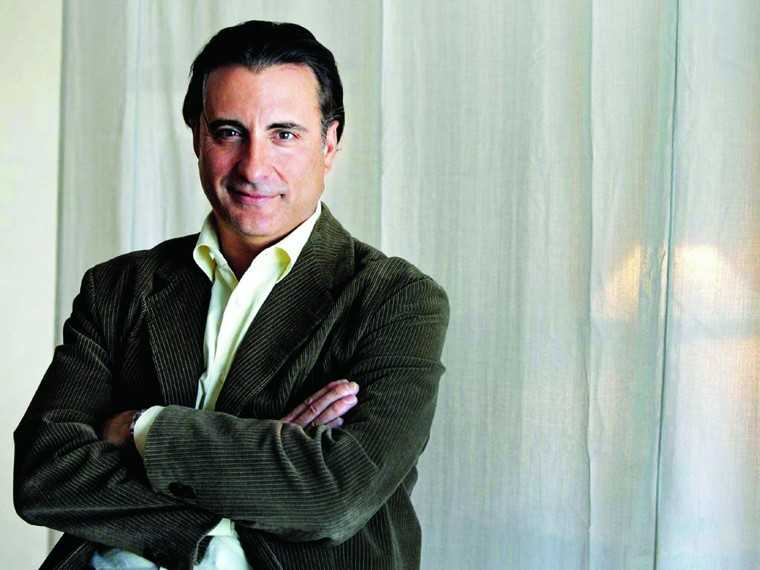 ANDY GARCIA Another regular entrant to most sexy lists is Cuban-American heartthrob, Andy Garcia. He was every bit a stud in The Godfather III and so many years and several films later, still makes jaws drop in films like the Ocean's Eleven series. Andy