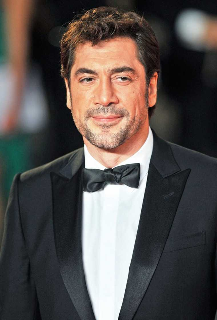 JAVIER BARDEM This Spaniard would be a most perfect example of an unconventionally sexy man. Why unconventional? There are no signs of the typecast chiselled jaw, sparkling light eyes, or delightfully windswept hair, but what he does have that his pretty