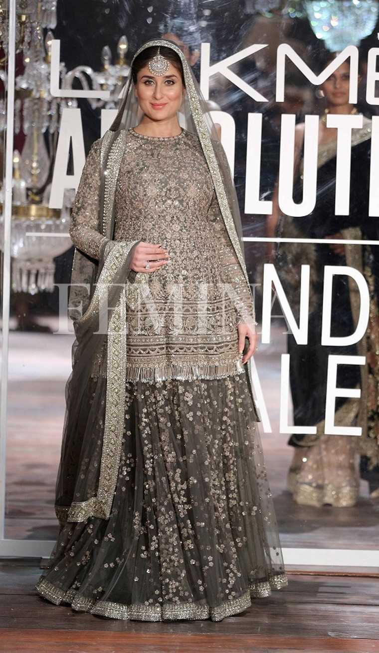 Best lehenga looks from Lakme Fashion Week