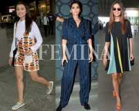 Celebs are rocking trends from different style decades