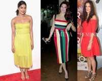 Priyanka and Katrina among the best dressed this week