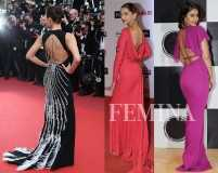 Celebs prove that a sexy back never goes out of fashion