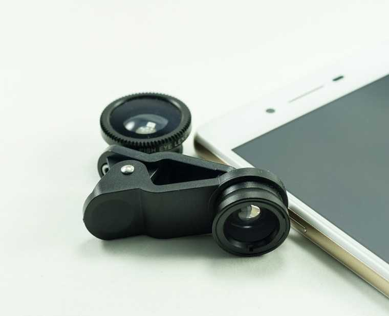 Phone lenses