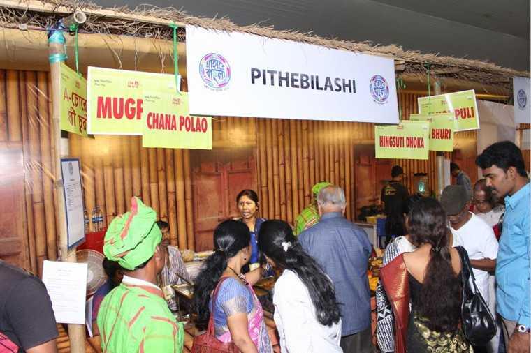 Ahare Bangla Food Festival, Kolkata