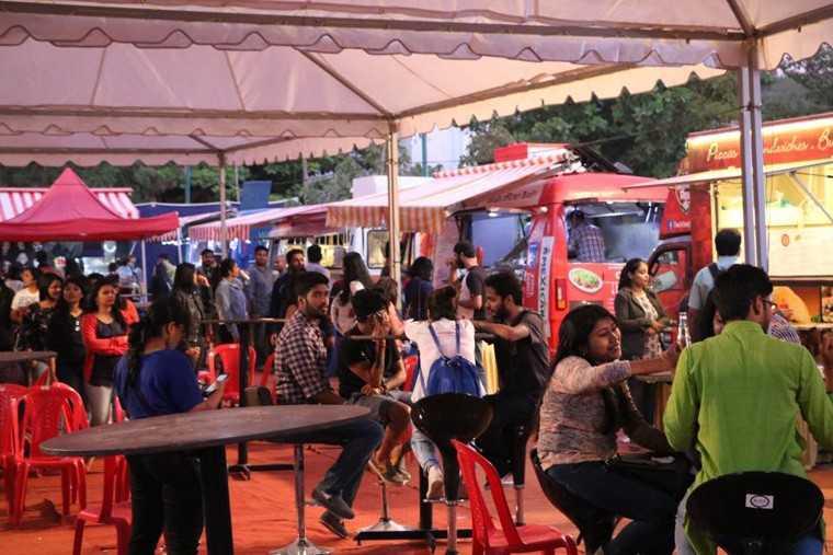 Bengaluru Food Truck Festival