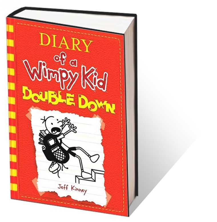 Diary of a Wimpy Kid #11, Double Down