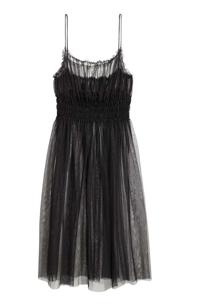 fairy-tale tulle dress