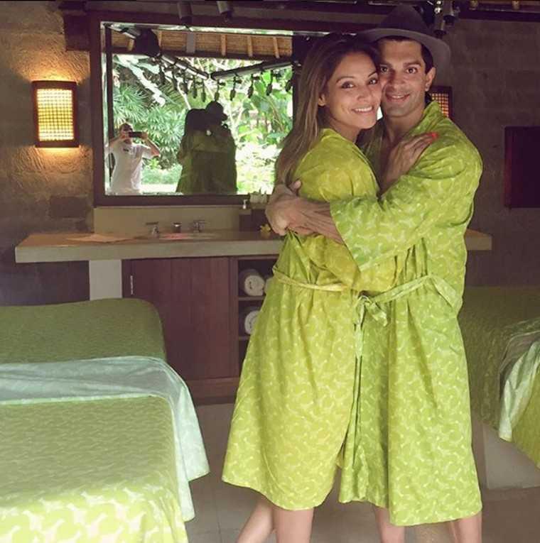 Bipasha Basu Karan Singh Grover honeymoon