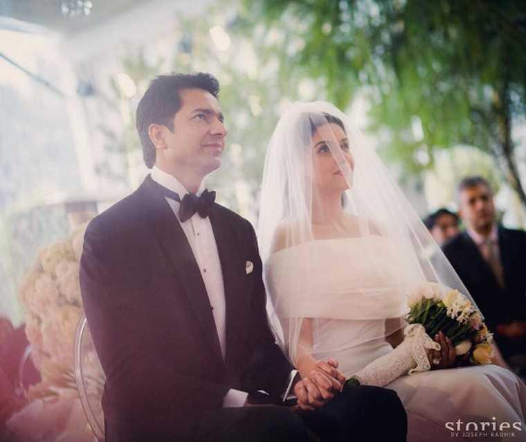 rahul sharma asin wedding