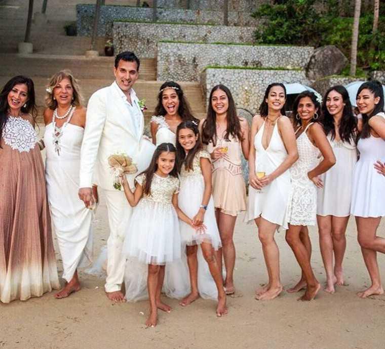 lisa haydon wedding