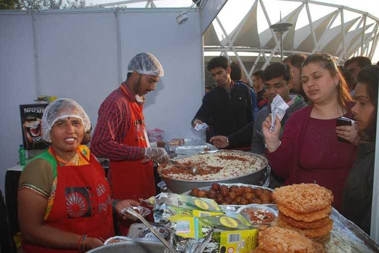 National Street Food Festival, Delhi
