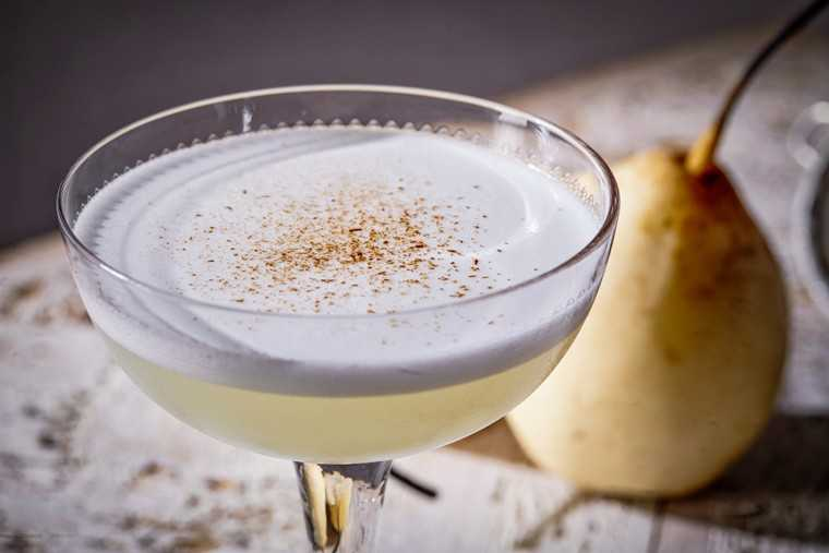 Pear Slim Nog