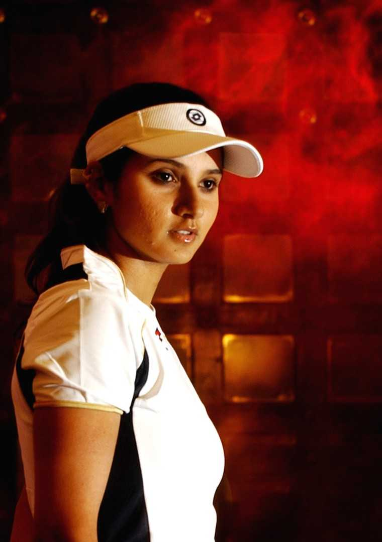 Sania Mirza is currently ranked No.1 in the women's doubles ranking