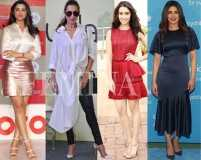 Priyanka Chopra rules the week's best dressed list