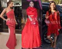 Red-hot celeb-inspired looks for the holiday season