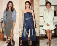 Priyanka Chopra is on our best dressed list this week