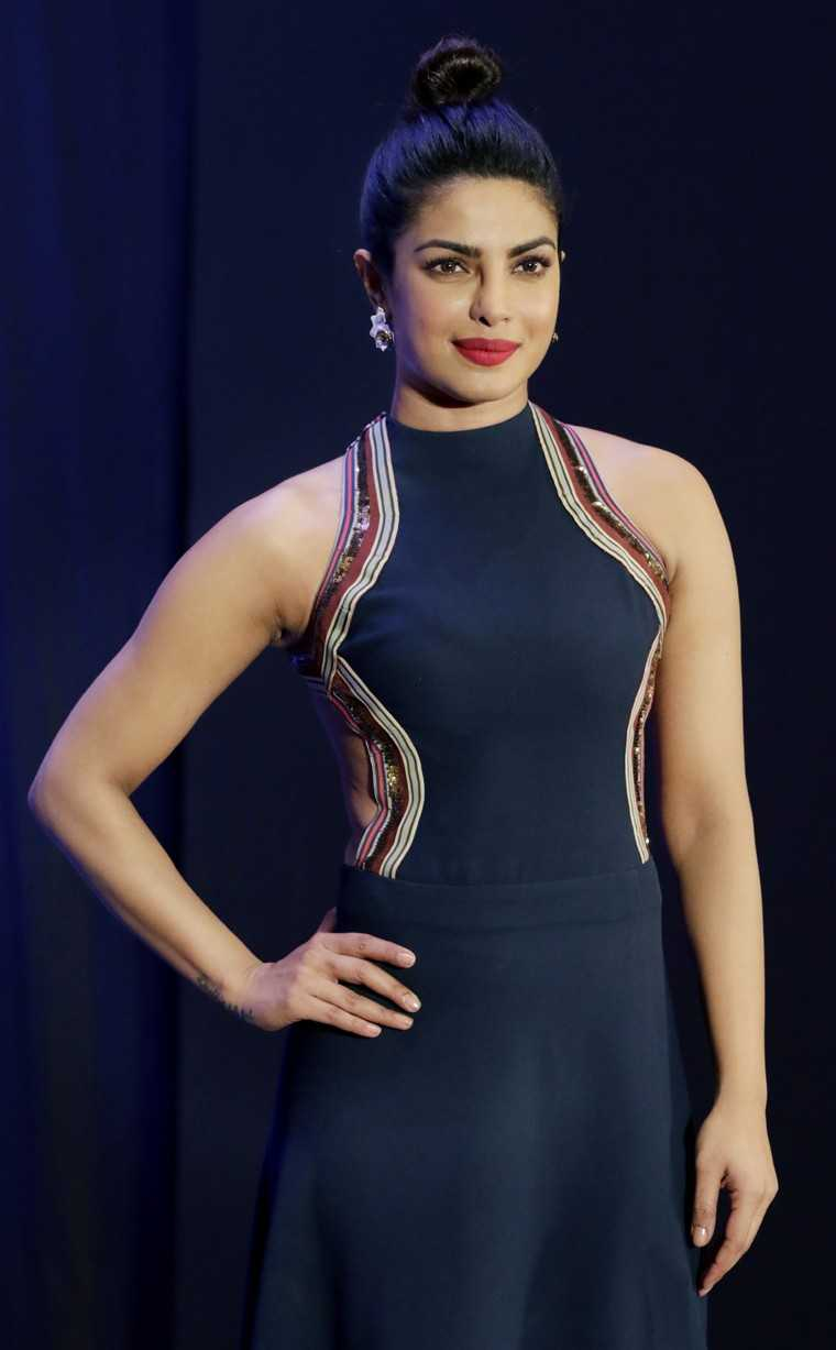 Bollywood divas rock top knots with panache