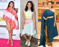 Alia Bhatt and other celebs flaunt asymmetrical styles