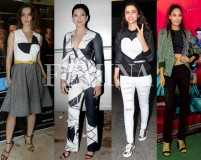 Kangana, Jacqueline and other celebs are going black and white!