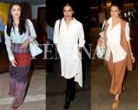 Neha and Aishwarya show us new ways to wear a white shirt