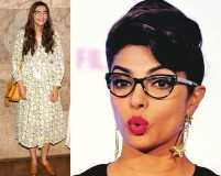 Geek is chic prove Sonam Kapoor and Priyanka Chopra