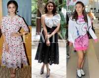 How Alia Bhatt rocks mini, midi and maxi dresses