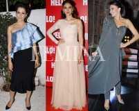 Mahira Khan, Katrina and Kangana slay in one-shoulder gowns