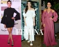 Aditi Rao and Sonam wear voluminous sleeves