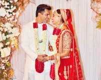 Bips and Karan married!