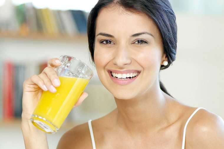 Juices for radiant skin