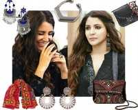 Accessory inspo from Anushka Sharma's ADHM wardrobe