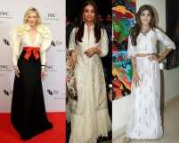 Aishwarya Rai Bachchan and other best dressed celebs