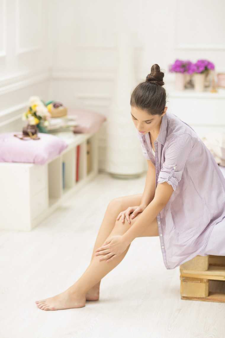 Post treatment TLC A lot of beauty treatments, such as waxing, body scrubs, oil massages, etc, leave you feeling sticky. At-home beauty services make it convenient for you to just hop into the shower instantly, without having to trudge all the way home fr