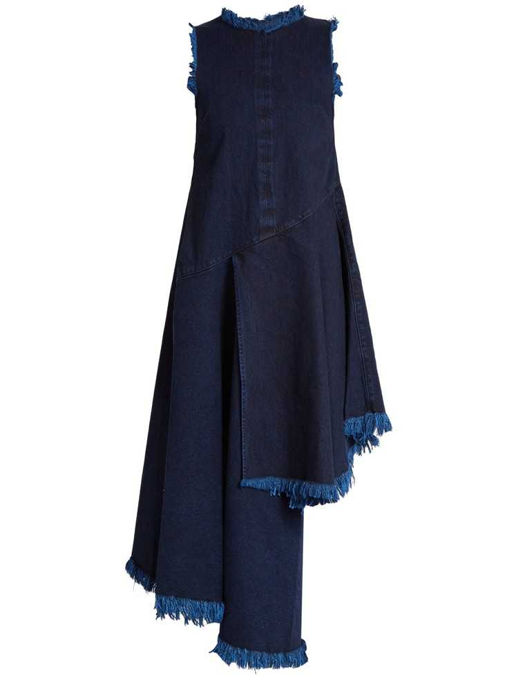 Synthetic dress, Rs 2,790, Zara