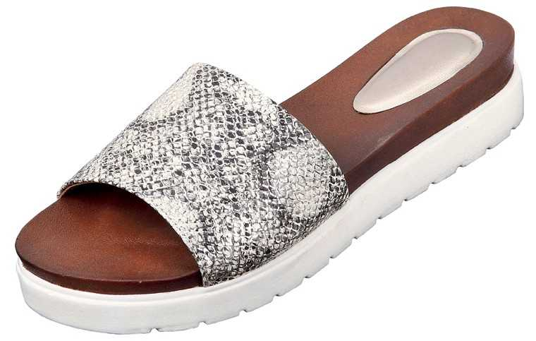 PU slippers, Rs 2,199, Lavie